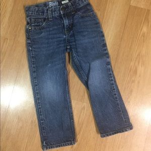 OshKosh B'Gosh Classic Boys Jeans. Size 4R
